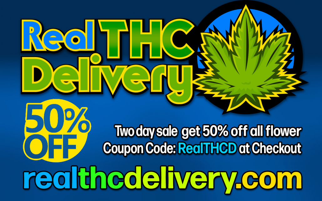 2 day sale THC Delivery