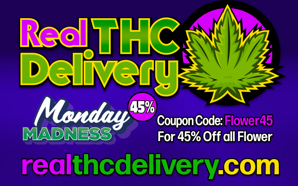 Monday THC Delivery
