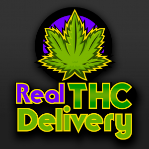 THC Delivery Logo & Shop