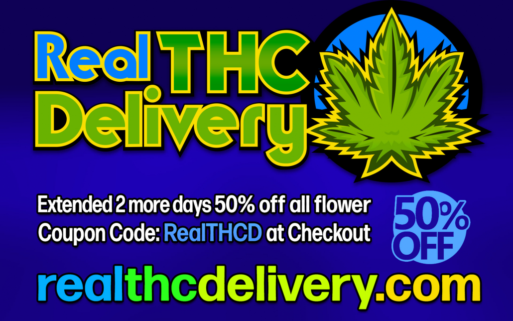 another 2 day sale THC Delivery